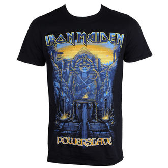 tee-shirt métal pour hommes Iron Maiden - Dark Ink Powerslaves - ROCK OFF, ROCK OFF, Iron Maiden