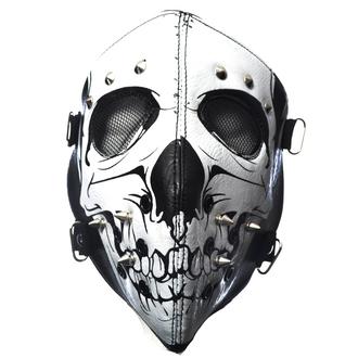 Masque POIZEN INDUSTRIES - SKULL FACE - NOIR, POIZEN INDUSTRIES