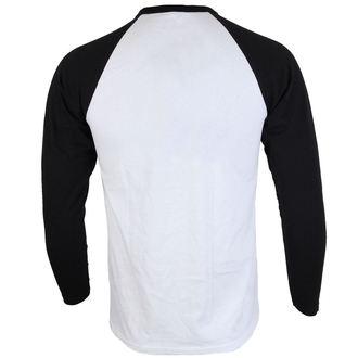 T-shirt pour des hommes avec longue manches Slayer - Skulls Raglan - ROCK OFF, ROCK OFF, Slayer