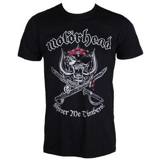 tee-shirt métal pour hommes Motörhead - Shiver Me Timbers - ROCK OFF, ROCK OFF, Motörhead