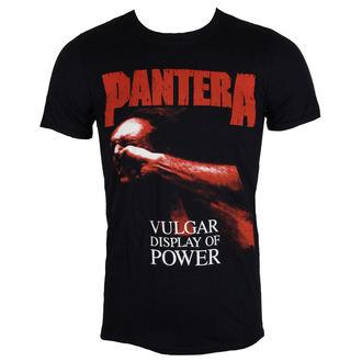 tee-shirt métal pour hommes Pantera - Red Vulgar - ROCK OFF, ROCK OFF, Pantera