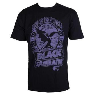 tee-shirt métal pour hommes Black Sabbath - Lord Of This World - ROCK OFF, ROCK OFF, Black Sabbath