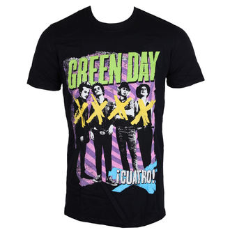 tee-shirt métal pour hommes Green Day - Hypno 4 - ROCK OFF, ROCK OFF, Green Day
