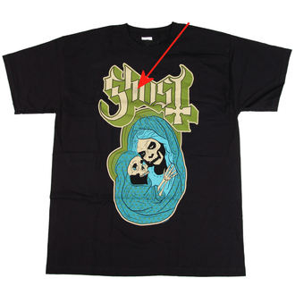 tee-shirt métal pour hommes Ghost - Chosen Son - ROCK OFF, ROCK OFF, Ghost