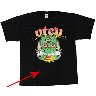 tee-shirt métal pour hommes Otep - Third Eyer - VICTORY RECORDS, VICTORY RECORDS, Otep