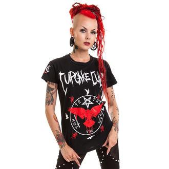 t-shirt pour femmes - BLACK CROWS - CUPCAKE CULT, CUPCAKE CULT