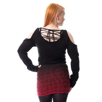 t-shirt pour femmes - OCCULT TWIN - HEARTLESS, HEARTLESS