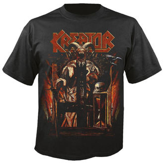 tee-shirt métal pour hommes Kreator - Totalitarian terror - NUCLEAR BLAST, NUCLEAR BLAST, Kreator