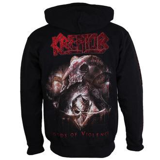 sweat-shirt avec capuche pour hommes Kreator - Gods of violence - NUCLEAR BLAST, NUCLEAR BLAST, Kreator