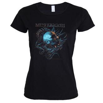 tee-shirt métal pour femmes Meshuggah - Head GIRLIE - NUCLEAR BLAST, NUCLEAR BLAST, Meshuggah