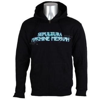 sweat-shirt avec capuche pour hommes Sepultura - Machine messiah - NUCLEAR BLAST, NUCLEAR BLAST, Sepultura