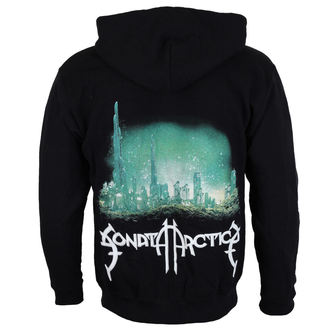 sweat-shirt avec capuche pour hommes Sonata Arctica - The ninth hour - NUCLEAR BLAST, NUCLEAR BLAST, Sonata Arctica