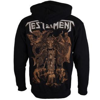 sweat-shirt avec capuche pour hommes Testament - Demonarchy - NUCLEAR BLAST, NUCLEAR BLAST, Testament