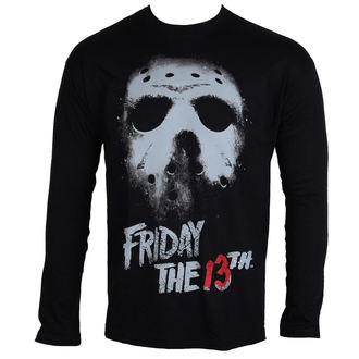 t-shirt de film pour hommes Friday the 13th - Black - HYBRIS, HYBRIS, Friday the 13th