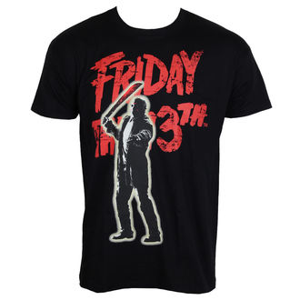 t-shirt de film pour hommes Friday the 13th - Jason Voorhees - HYBRIS, HYBRIS, Friday the 13th