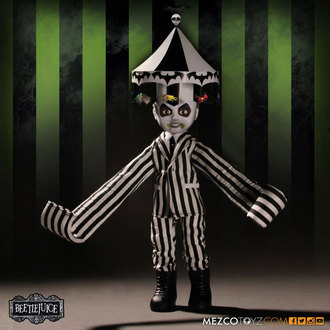 figurine Beetlejuice - Living Dead Dolls Doll - Showtime, LIVING DEAD DOLLS