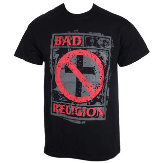 tee-shirt métal pour hommes Bad Religion - Unrest - KINGS ROAD, KINGS ROAD, Bad Religion