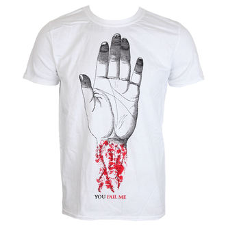 tee-shirt métal pour hommes Converge - You Fail Me White - KINGS ROAD, KINGS ROAD, Converge