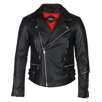 Veste hommes (motard) STRAIGHT TO HELL - Defector Blk Nick, STRAIGHT TO HELL