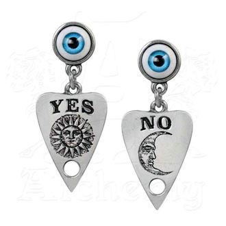 boucle d'oreille ALCHEMY GOTHIC - Ouija Planchette