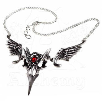 collier ALCHEMY GOTHIC - Masque Of The Black Rose, ALCHEMY GOTHIC