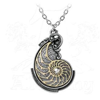 collier ALCHEMY GOTHIC - Fibonacci's Golden Spiral, ALCHEMY GOTHIC