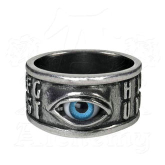 bague ALCHEMY GOTHIC - Ouija Eye, ALCHEMY GOTHIC