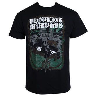 tee-shirt métal pour hommes Dropkick Murphys - Armada - KINGS ROAD, KINGS ROAD, Dropkick Murphys