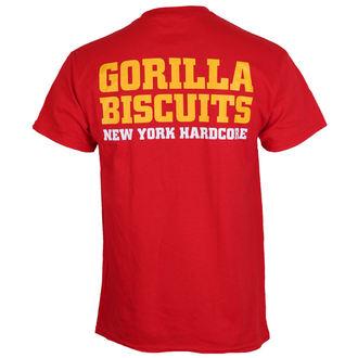 tee-shirt métal pour hommes Gorilla Biscuits - Hold Your Ground - KINGS ROAD, KINGS ROAD, Gorilla Biscuits
