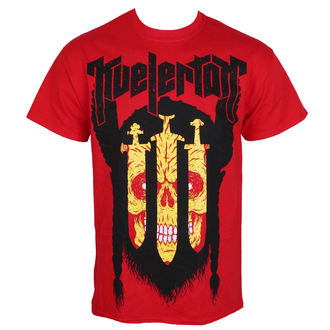 tee-shirt métal pour hommes Kvelertak - 3 Swords Red - KINGS ROAD, KINGS ROAD, Kvelertak