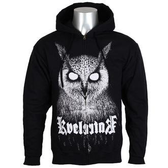 sweat-shirt avec capuche pour hommes Kvelertak - Barlett Owl - KINGS ROAD, KINGS ROAD, Kvelertak