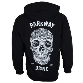 sweat-shirt avec capuche pour hommes Parkway Drive - Skull - KINGS ROAD, KINGS ROAD, Parkway Drive