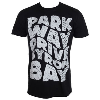 tee-shirt métal pour hommes Parkway Drive - Warped - KINGS ROAD, KINGS ROAD, Parkway Drive