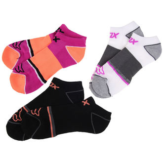chaussettes femmes cheville FOX - Tech Midi, FOX