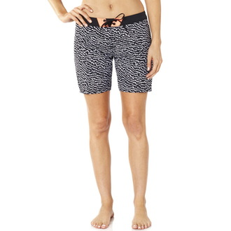 maillots de bain femmes (short) FOX - Chargin - Noir / blanc, FOX