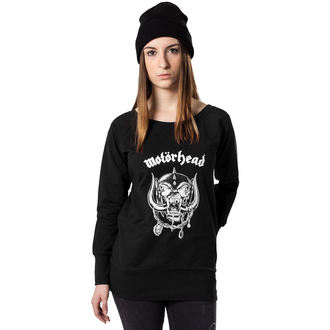 sweat-shirt sans capuche pour femmes Motörhead - Everything Louder - NNM, NNM, Motörhead