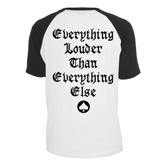 tee-shirt métal pour hommes Motörhead - Everything Louder -, Motörhead