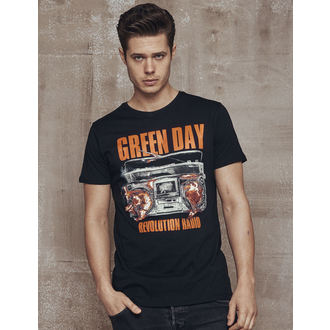 tee-shirt métal pour hommes Green Day - Radio - NNM, NNM, Green Day