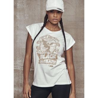 tee-shirt métal pour femmes Black Sabbath - LOTW white -, Black Sabbath