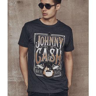 tee-shirt métal pour hommes Johnny Cash - Man In Black -, Johnny Cash