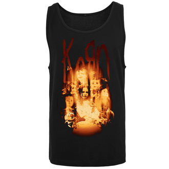 top hommes Korn - Face in the Fire, Korn