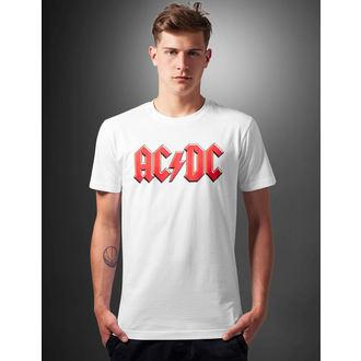 tee-shirt métal pour hommes AC-DC - Logo - URBAN CLASSICS, URBAN CLASSICS, AC-DC