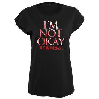 tee-shirt métal pour femmes My Chemical Romance - I'M NOT OK - URBAN CLASSICS, URBAN CLASSICS, My Chemical Romance