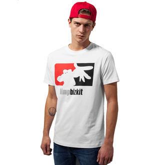 tee-shirt métal pour hommes Limp Bizkit - Big Logo - NNM, NNM, Limp Bizkit