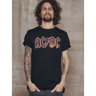 tee-shirt métal pour hommes AC-DC - Voltage - URBAN CLASSICS, URBAN CLASSICS, AC-DC
