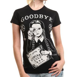 t-shirt pour femmes - WEDNESDAY - CUPCAKE CULT, CUPCAKE CULT