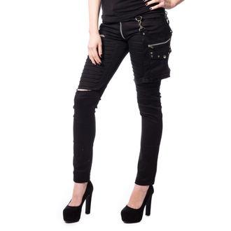 pantalon femmes Vixxsin - SCARLETT - NOIR, VIXXSIN