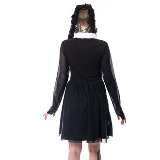 Robe aux femmes Heartless - WEDNESDAY - NOIR, HEARTLESS
