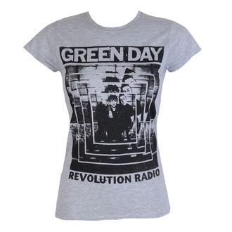tee-shirt métal pour femmes Green Day - POWER SHOT - PLASTIC HEAD, PLASTIC HEAD, Green Day