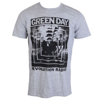 tee-shirt métal pour hommes Green Day - POWER SHOT - PLASTIC HEAD, PLASTIC HEAD, Green Day